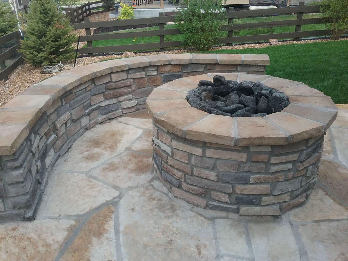 Concrete Patio Landscaping CO - Landscape Architects on Front Range Outdoor Living id=93738